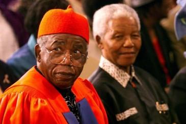 Achebe and Mandela